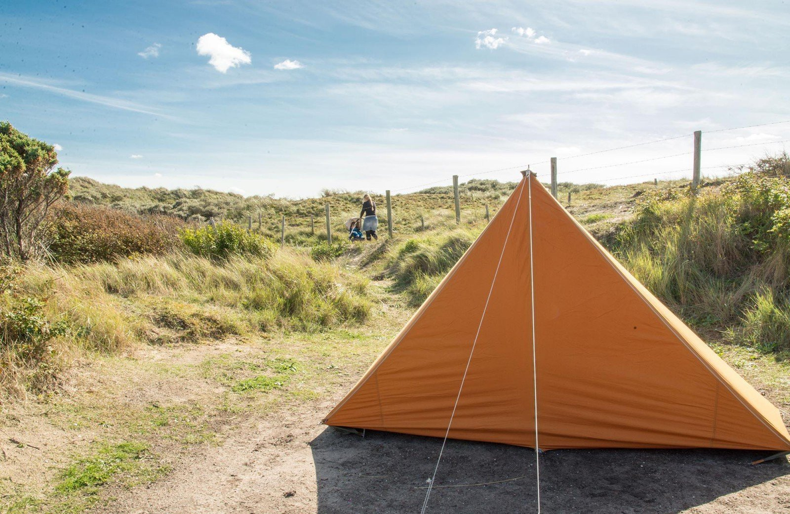 Camping Zuid-Holland